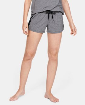 언더아머 Under Armour Womens UA Recover Sleepwear Shorts