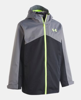 언더아머 UA 보이즈 UA 자켓 Under Armour Boys UA Printed Westward 3-In-1 Jacket