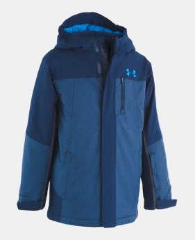 언더아머 UA 보이즈 UA 자켓 Under Armour Boys UA Castlerock Jacket