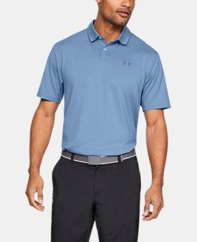언더아머 남성 골프웨어 폴로 반팔 티셔츠 Under Armour Mens UA Performance Polo Textured