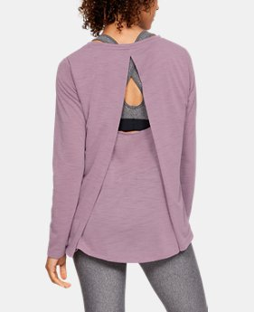 언더아머 Under Armour Womens UA Whisperlight Long Sleeve