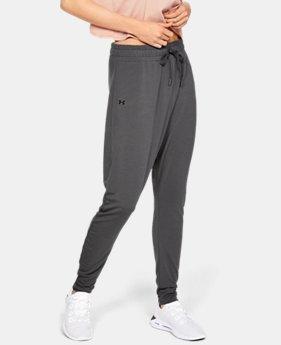 언더아머 Under Armour Womens UA Misty Pants,Jet Gray (1342685-010)