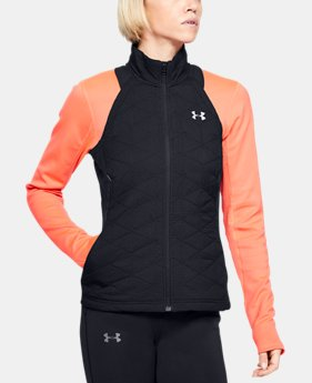 Underarmour Womens ColdGear Reactor Insulated Vest