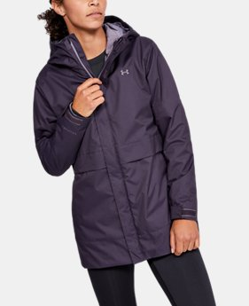 Underarmour Womens UA Armour 3-in-1 Jacket