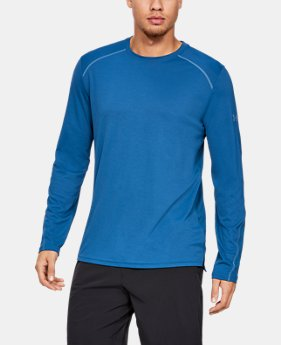 언더아머 Under Armour Mens UA Sun Armour Graphic Long Sleeve