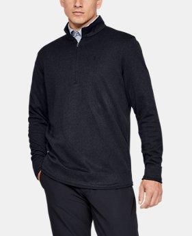언더아머 골프웨어 남성 플리스 집업 Under Armour Mens UA SweaterFleece ½ Zip