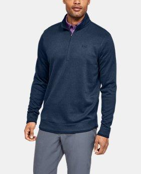 언더아머 Under Armour Mens UA SweaterFleece ½ Zip