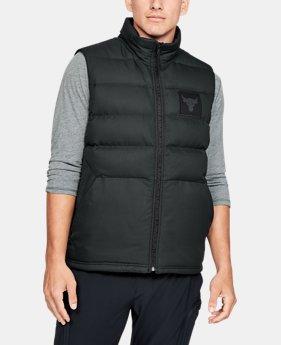 [언더아머 프로젝트 락 컬렉션] 조끼 Under Armour Mens Project Rock Vest,Black (1346094-001)