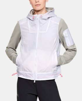 언더아머 Under Armour Womens UA Always On Recovery Swacket