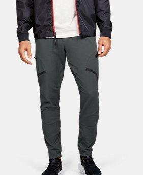[언더아머 프로젝트 락 컬렉션] 유틸리티 팬츠 Under Armour Mens Project Rock Utility Pants,Pitch Gray (1351532-012)