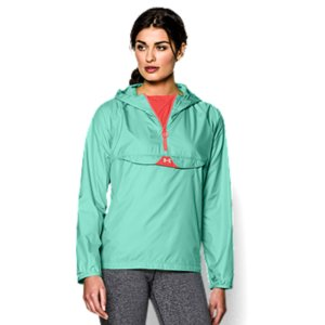 Under Armour Lightweight Pop Over Jacket
