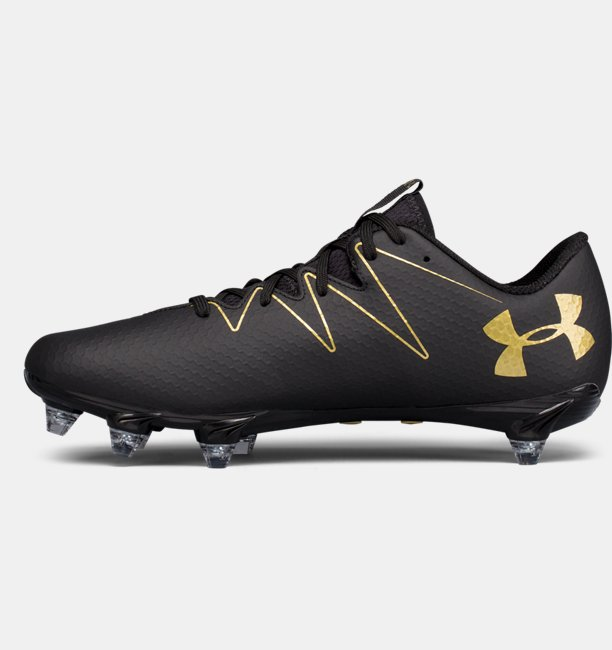 chaussures de rugby crampons ua nitro low d rugby pour homme under armour fr. Black Bedroom Furniture Sets. Home Design Ideas