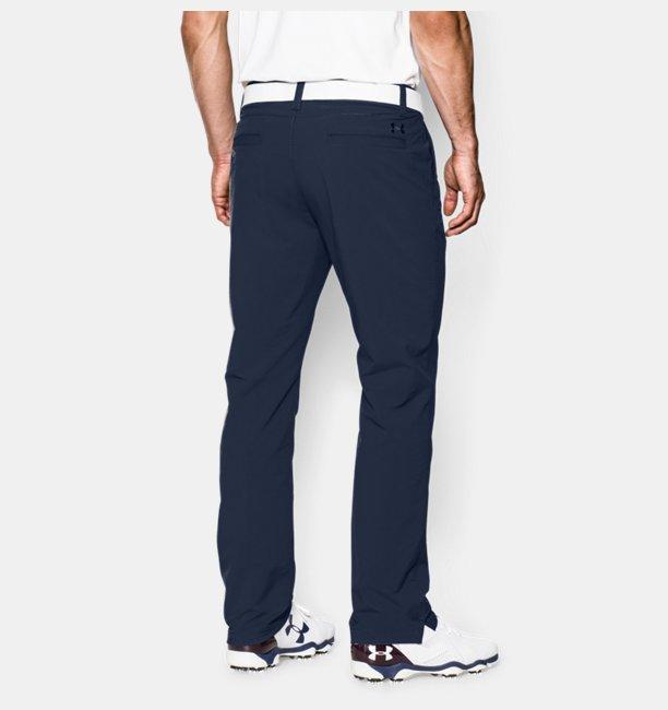 pantalon de golf ua matchplay pour homme jambe fusel e under armour fr. Black Bedroom Furniture Sets. Home Design Ideas