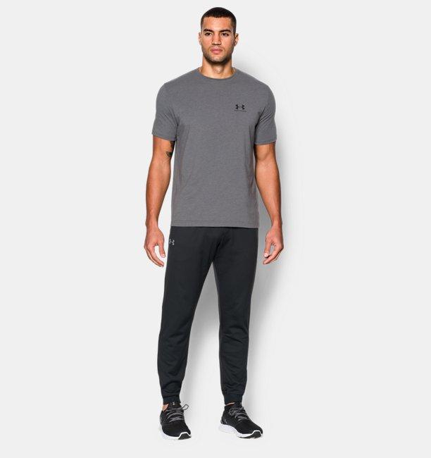 pantalon ua tricot pour homme jambe fusel e under armour fr. Black Bedroom Furniture Sets. Home Design Ideas