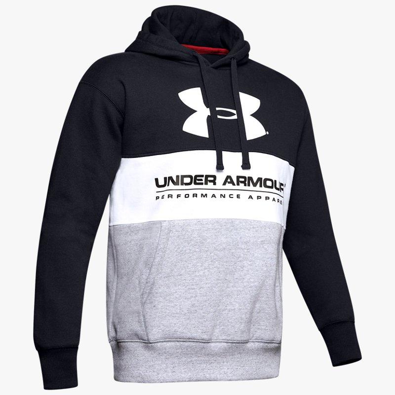 Men's UA Performance Originators Fleece Logo Hoodie
