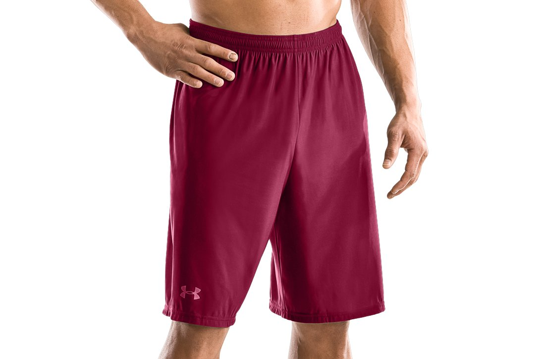 Men's Microshort, Cardinal, zoomed image