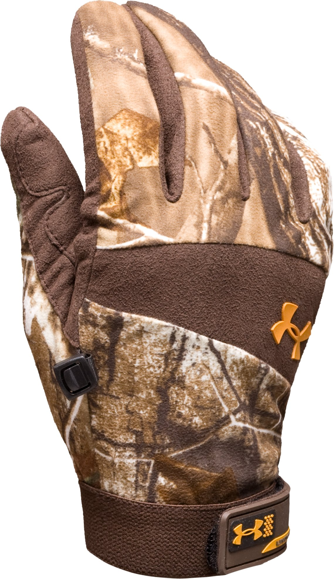 Men's Camo Idylwild Gloves, Realtree AP, zoomed image