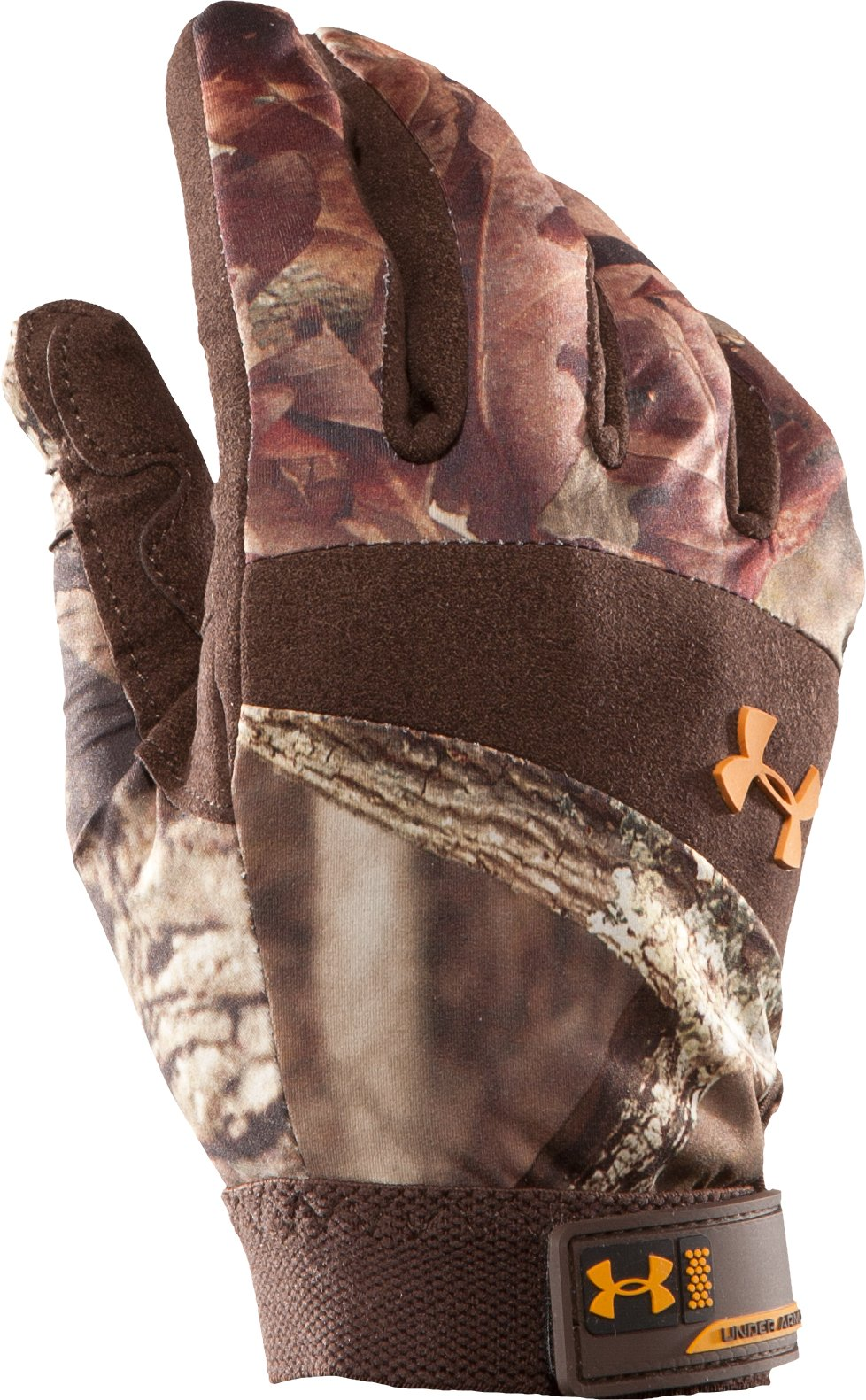 Men's Camo Idylwild Gloves, Mossy Oak Break-Up Infinity, zoomed image