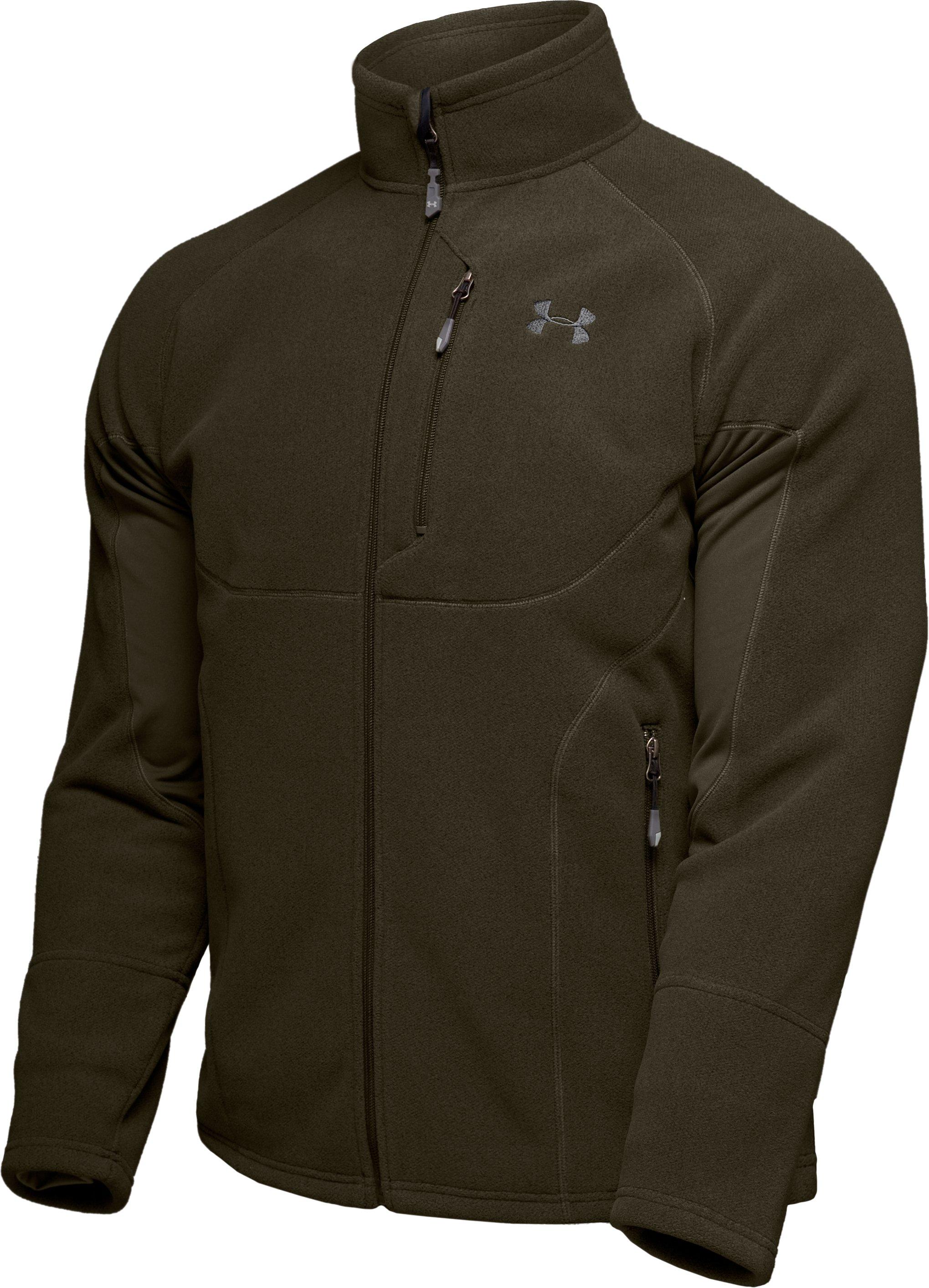 Men's Derecho Windproof Fleece Jacket | Under Armour US