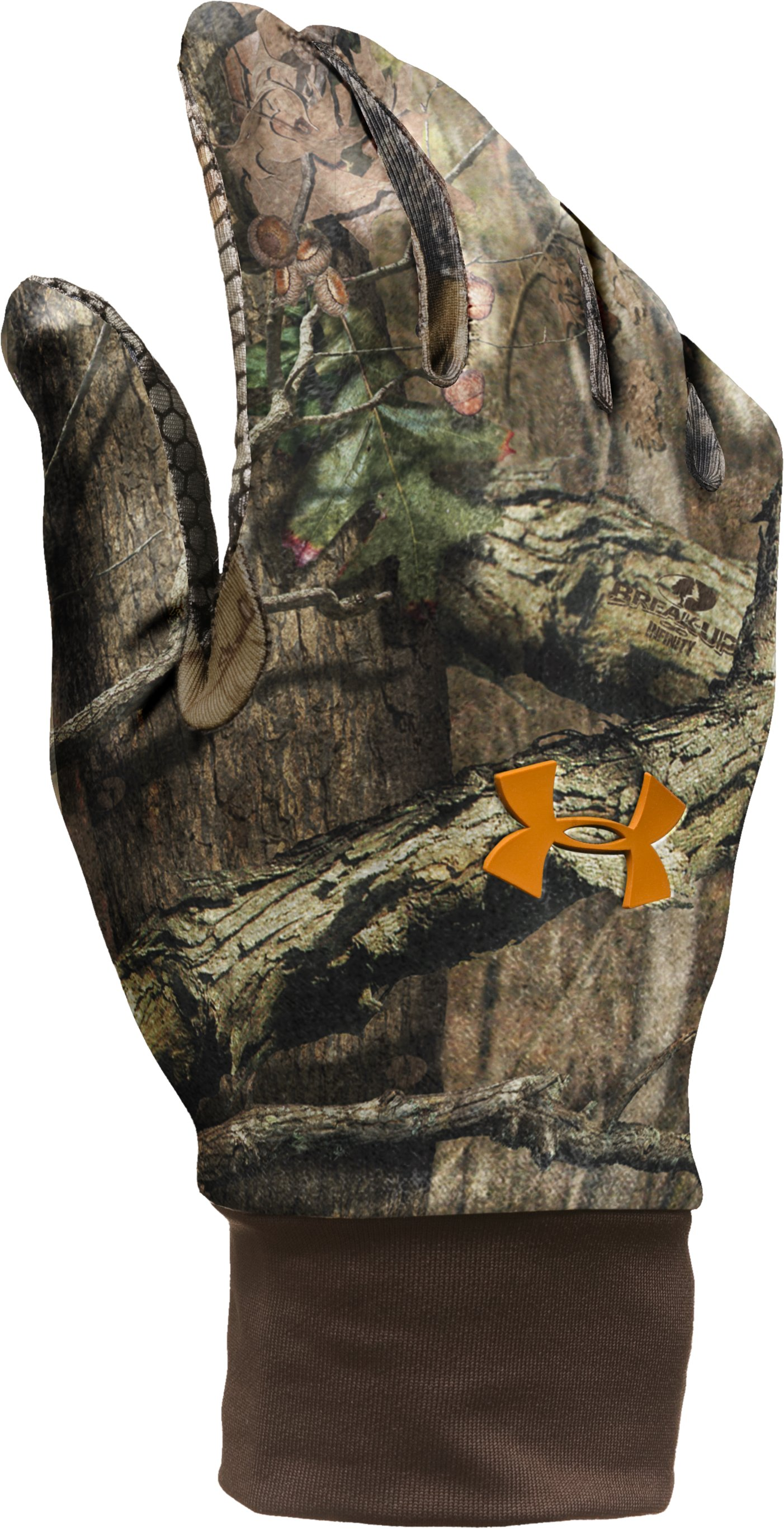 Men's Hurlock Camo Hunting Gloves, Mossy Oak Break-Up Infinity