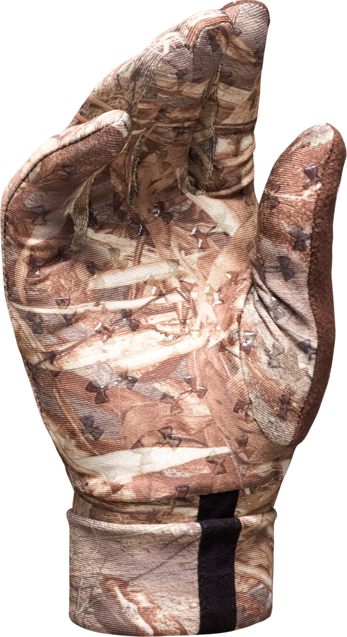 Men's Camo Liner Glove, Duck Blind, zoomed image