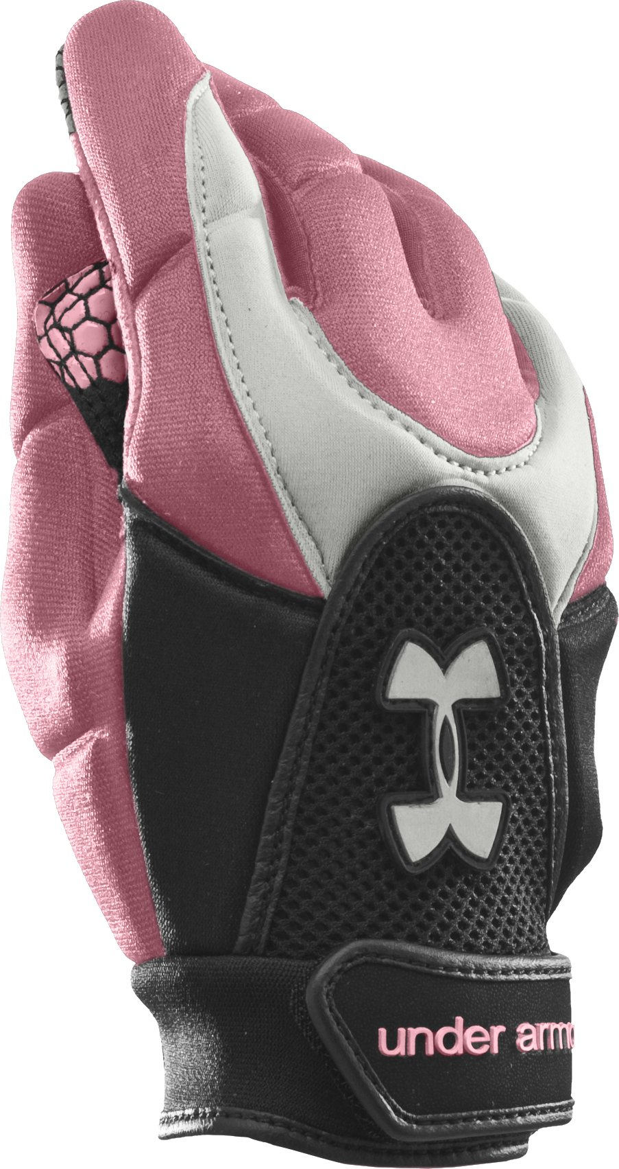 Women's Lax Glove, Pink, zoomed image