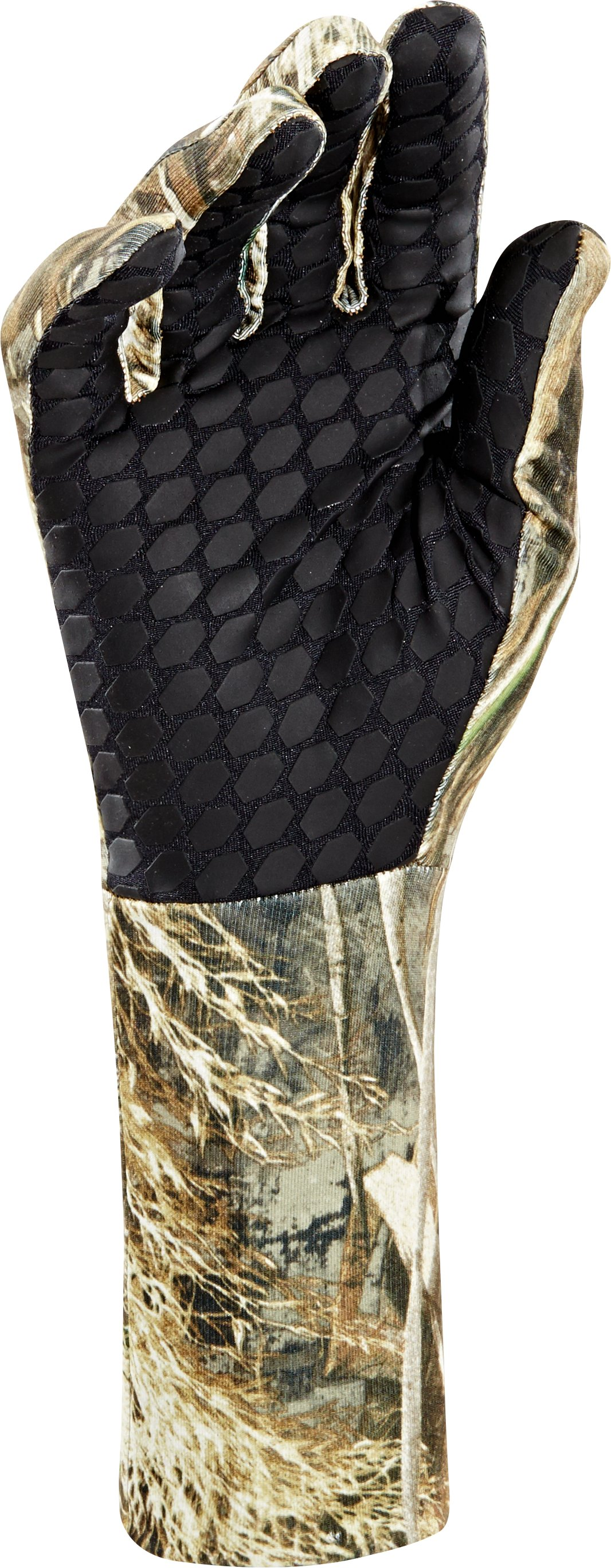 Men's UA ColdGear® Camo Liner Gloves, REALTREE MAX 5