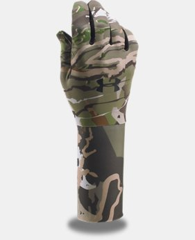 Men's UA ColdGear® Camo Liner Gloves LIMITED TIME OFFER 4 Colors $22.49