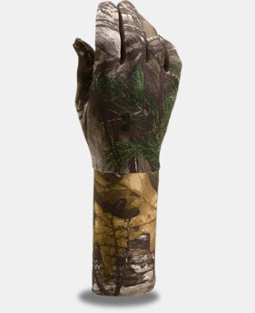 Men's UA ColdGear® Camo Liner Gloves   $34.99