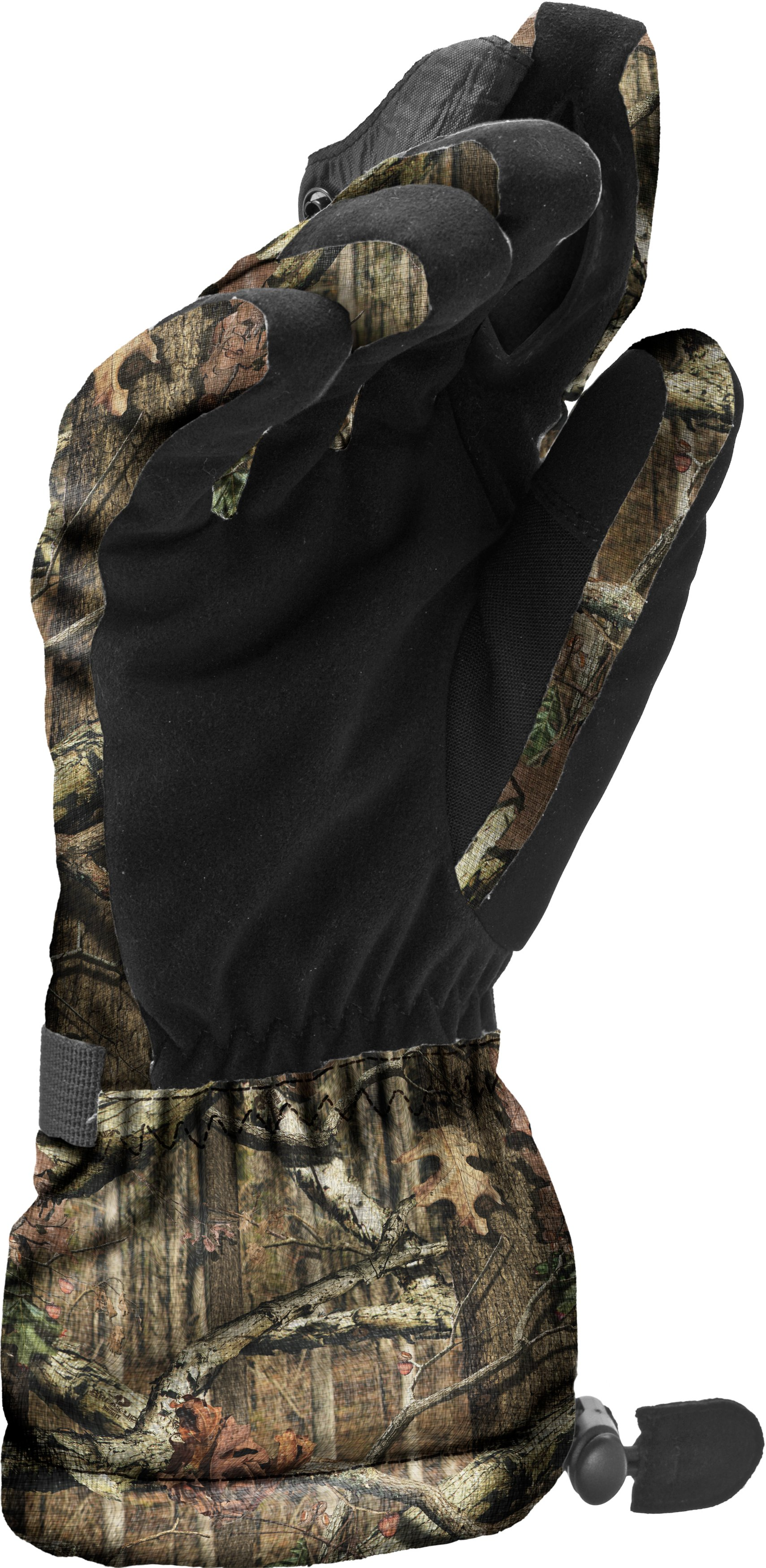 Camo Insulated Shooting Gloves, Mossy Oak Break-Up Infinity, zoomed image