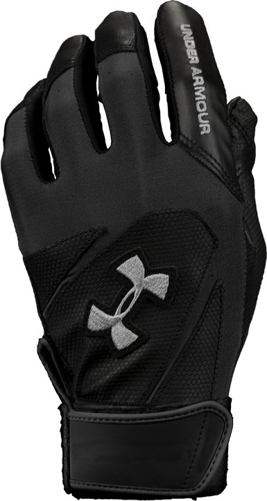 Youth Clean-Up III Batting Glove, Black