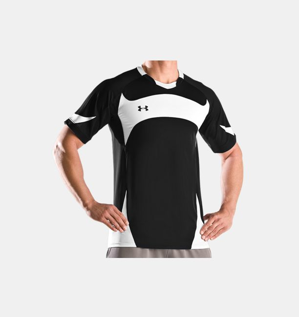 4e7162026 Men s UA Dominate Short Sleeve Soccer Jersey