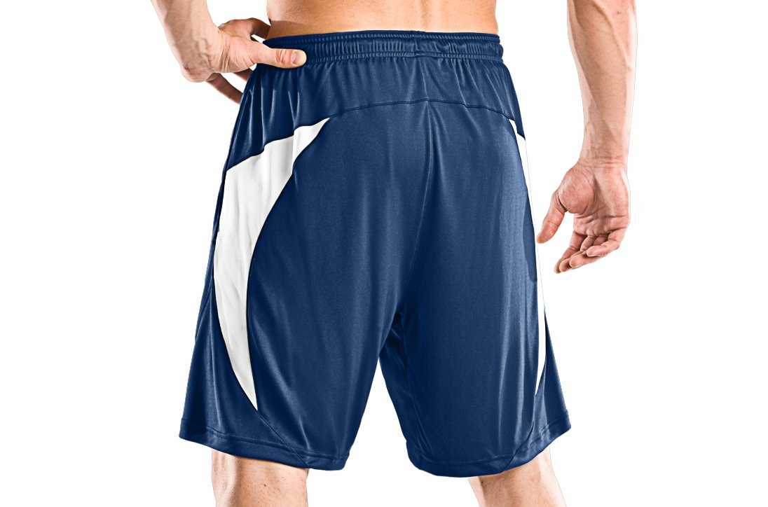 Men's UA Edge Shorts, Indigo
