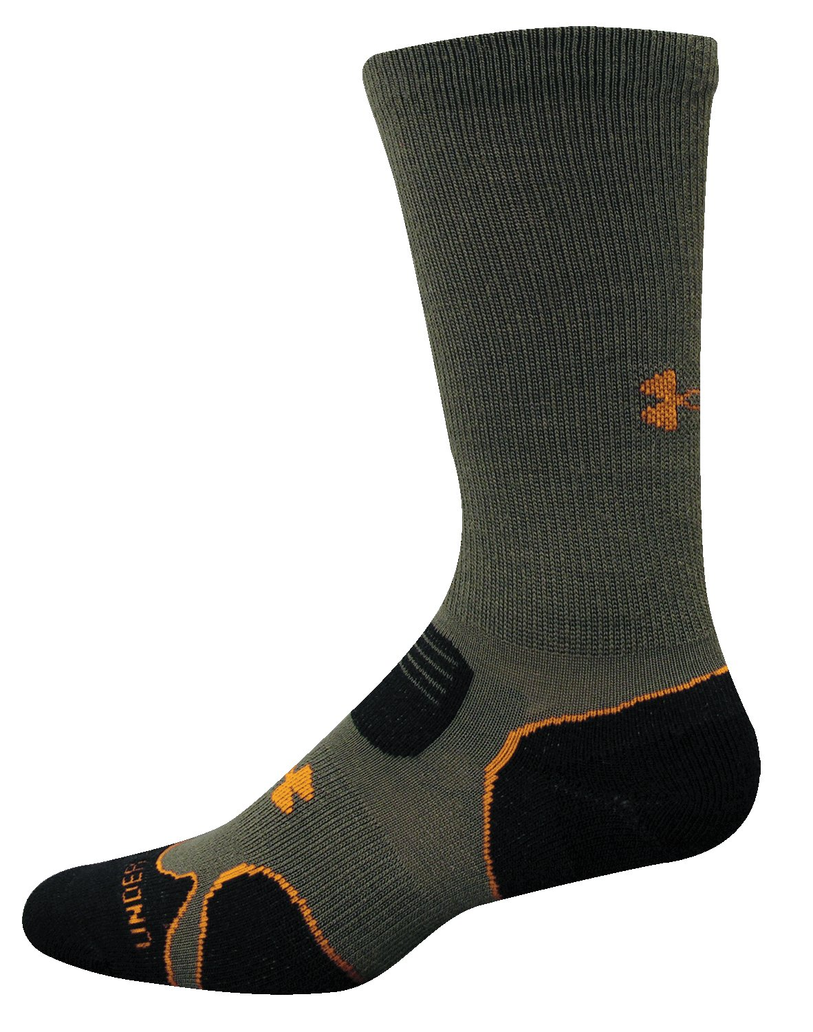 Men's Hitch Lite Cushion Boot Socks, Sage, zoomed image