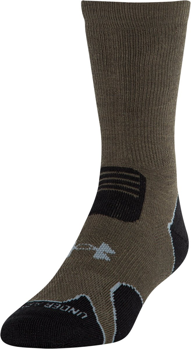UA Armour™ Heavy Cushion Boot Socks, Sage