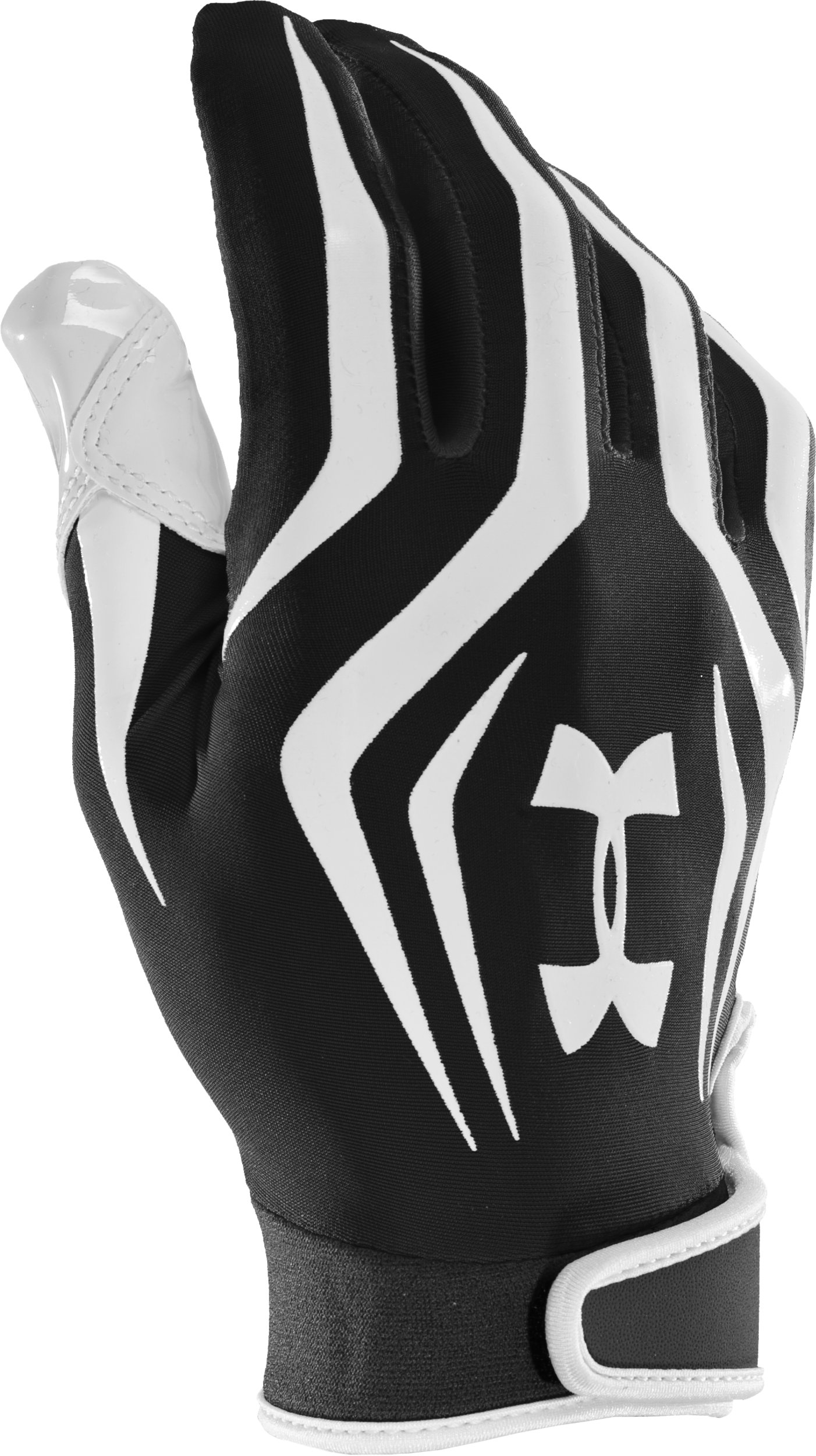 Youth F2 Football Gloves, Black
