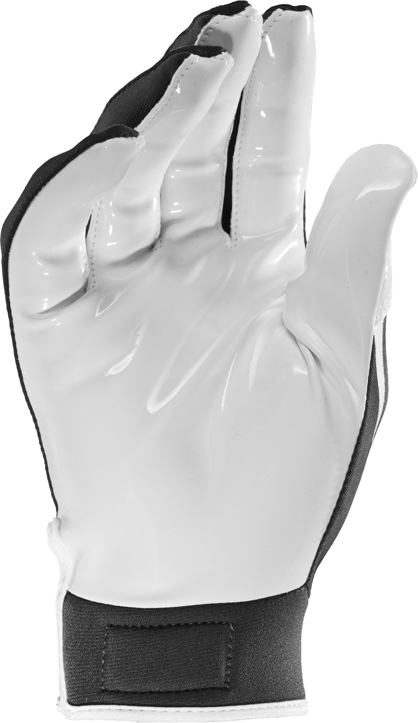 Youth F2 Football Gloves, Black , zoomed image