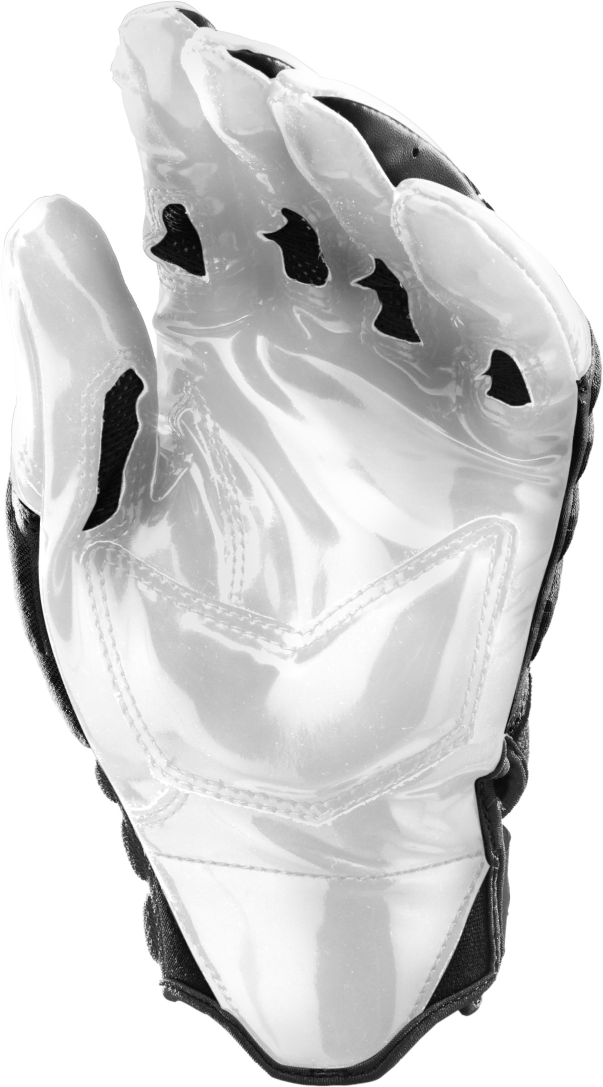 Men's Combat II Full Finger Gloves, Black , zoomed image