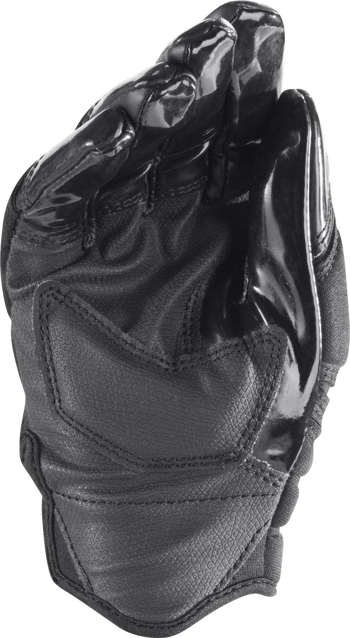 Youth Combat II Full Finger Gloves, Black