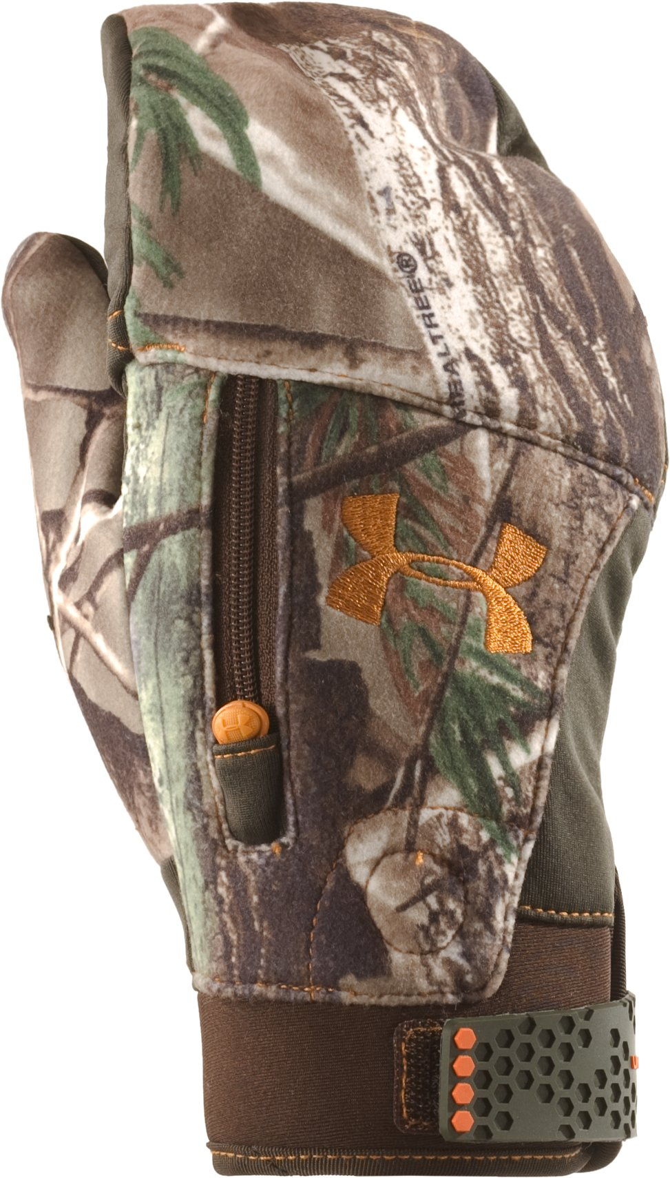 Men's Armour™ Derecho II Mitt, Realtree AP, zoomed image