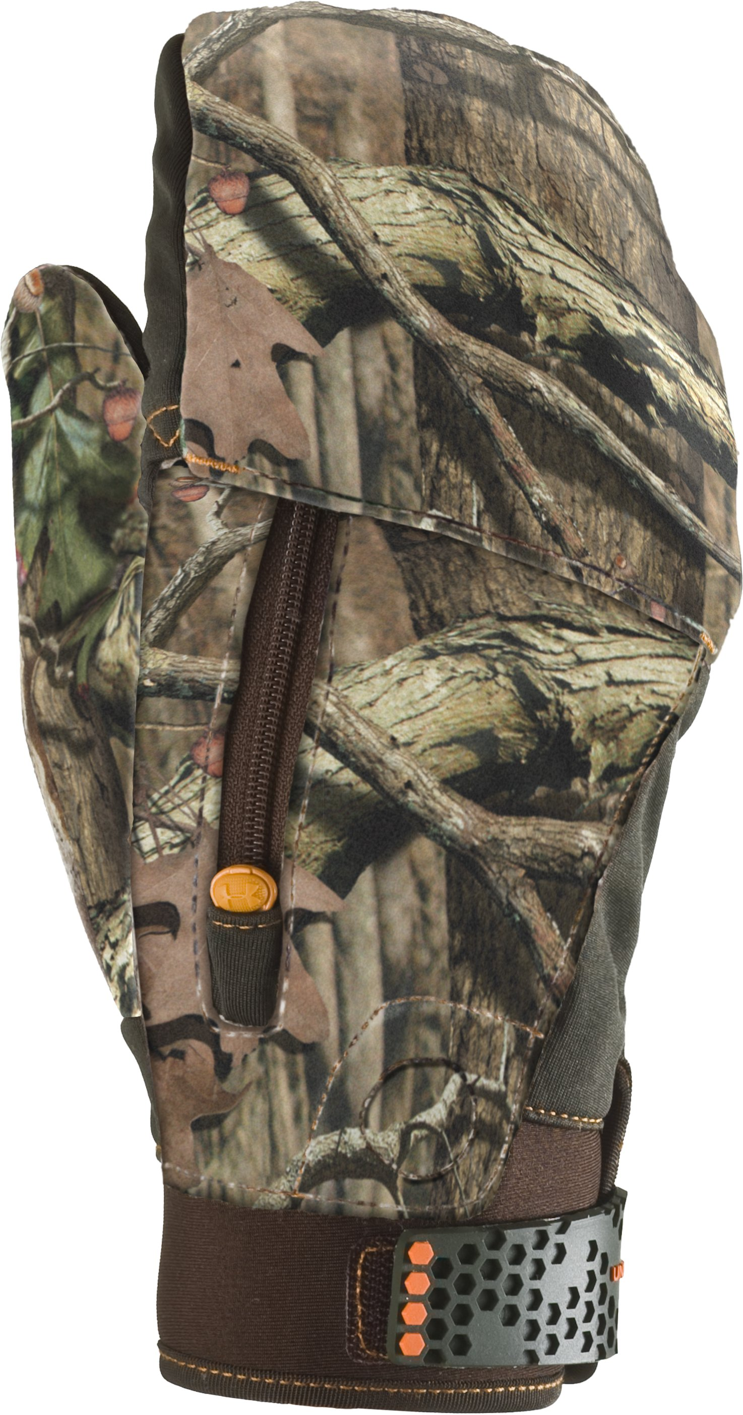 Men's Armour™ Derecho II Mitt, Mossy Oak Break-Up Infinity, zoomed image