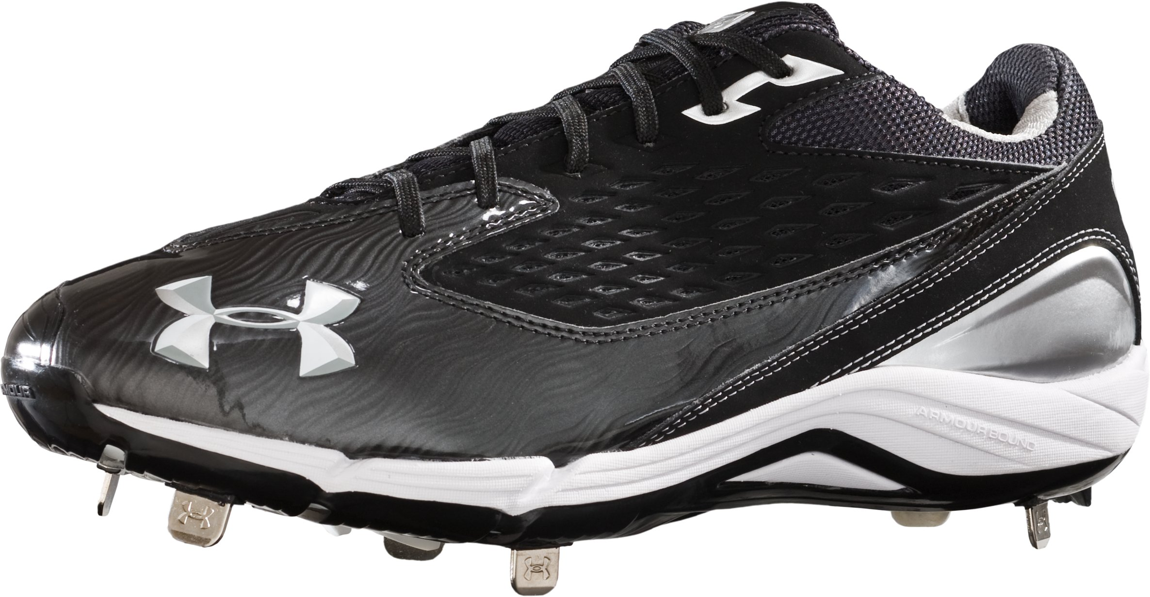 Men's UA Natural II Low ST, Black