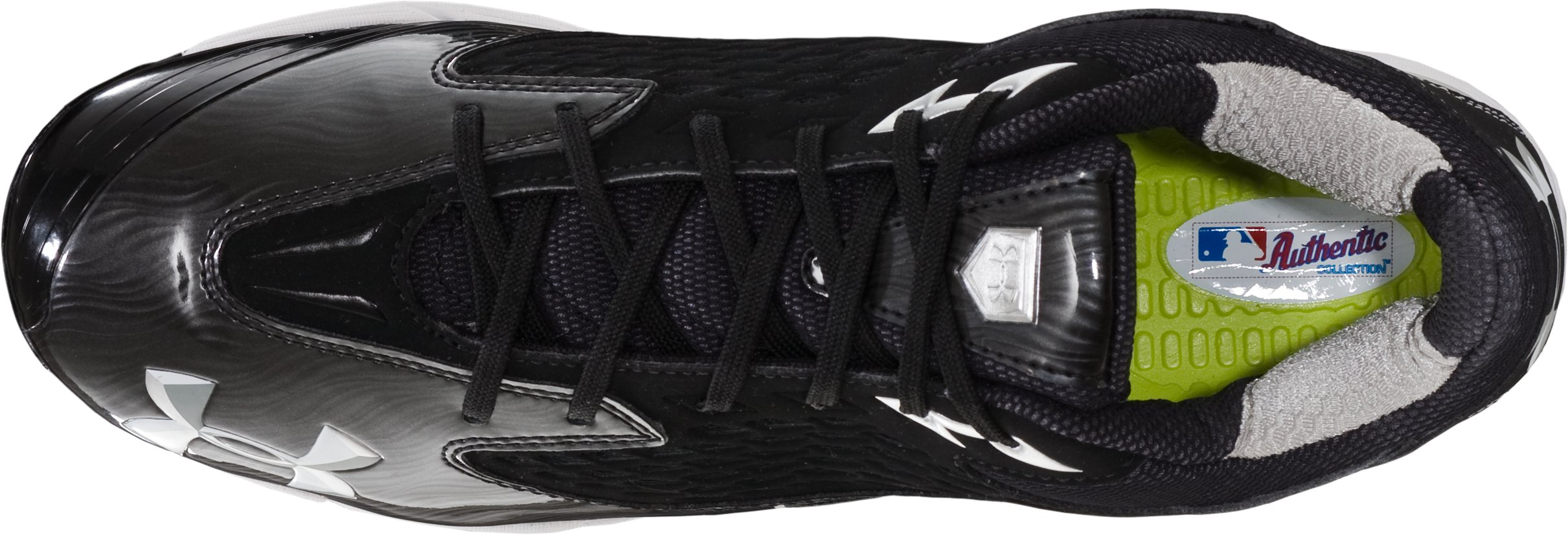 Men's UA Natural II Low ST, Black , undefined