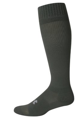 Menu0027s HeatGear® Boot Sock, Foliage Green