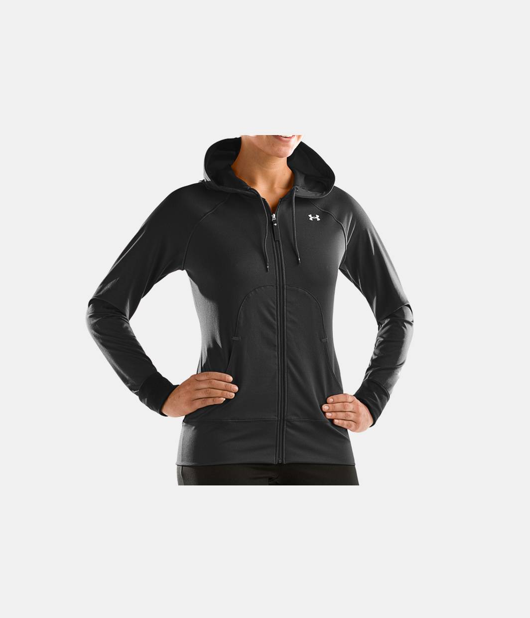 Women\'s UA Form Full Zip Hooded Jacket | Under Armour US