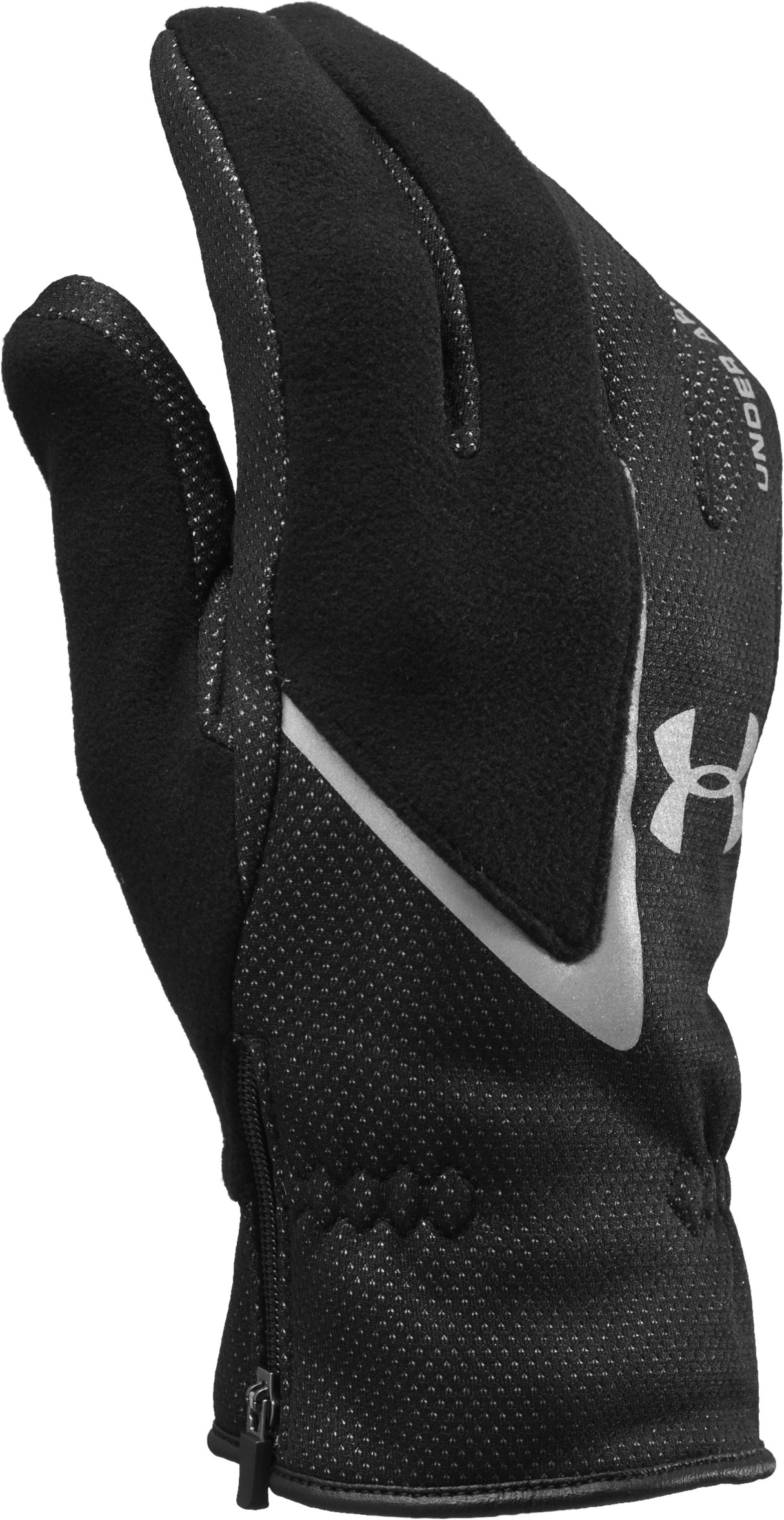 UA Extreme ColdGear® Gloves, Black