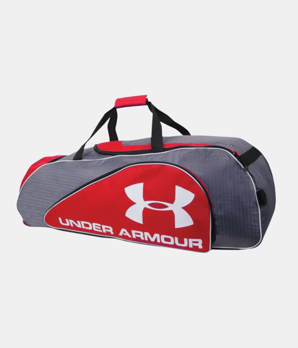 6e314fbe0f6e Cage 3 Bat Bag | Under Armour US
