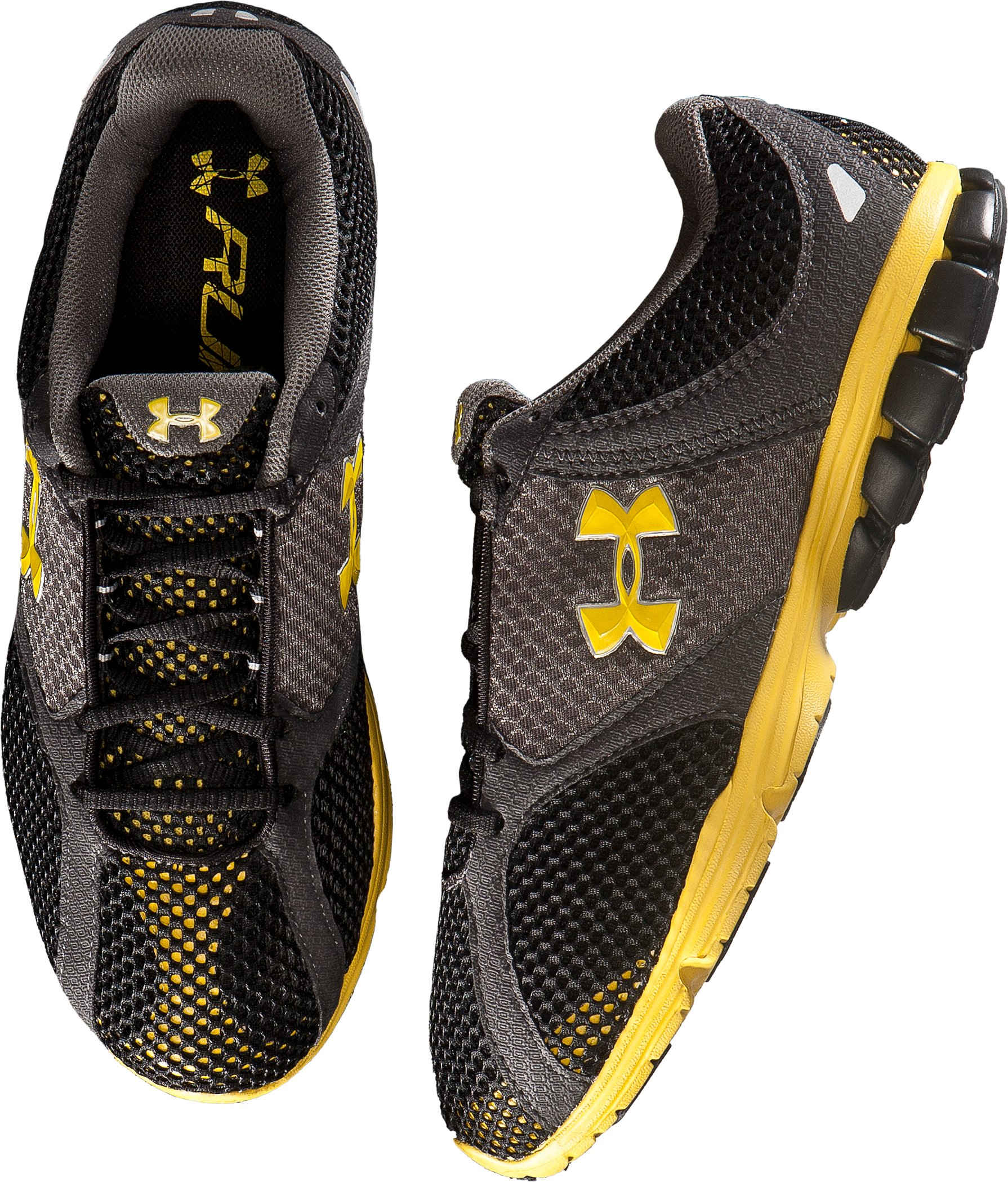 Men's UA Assert Running Shoes, Black