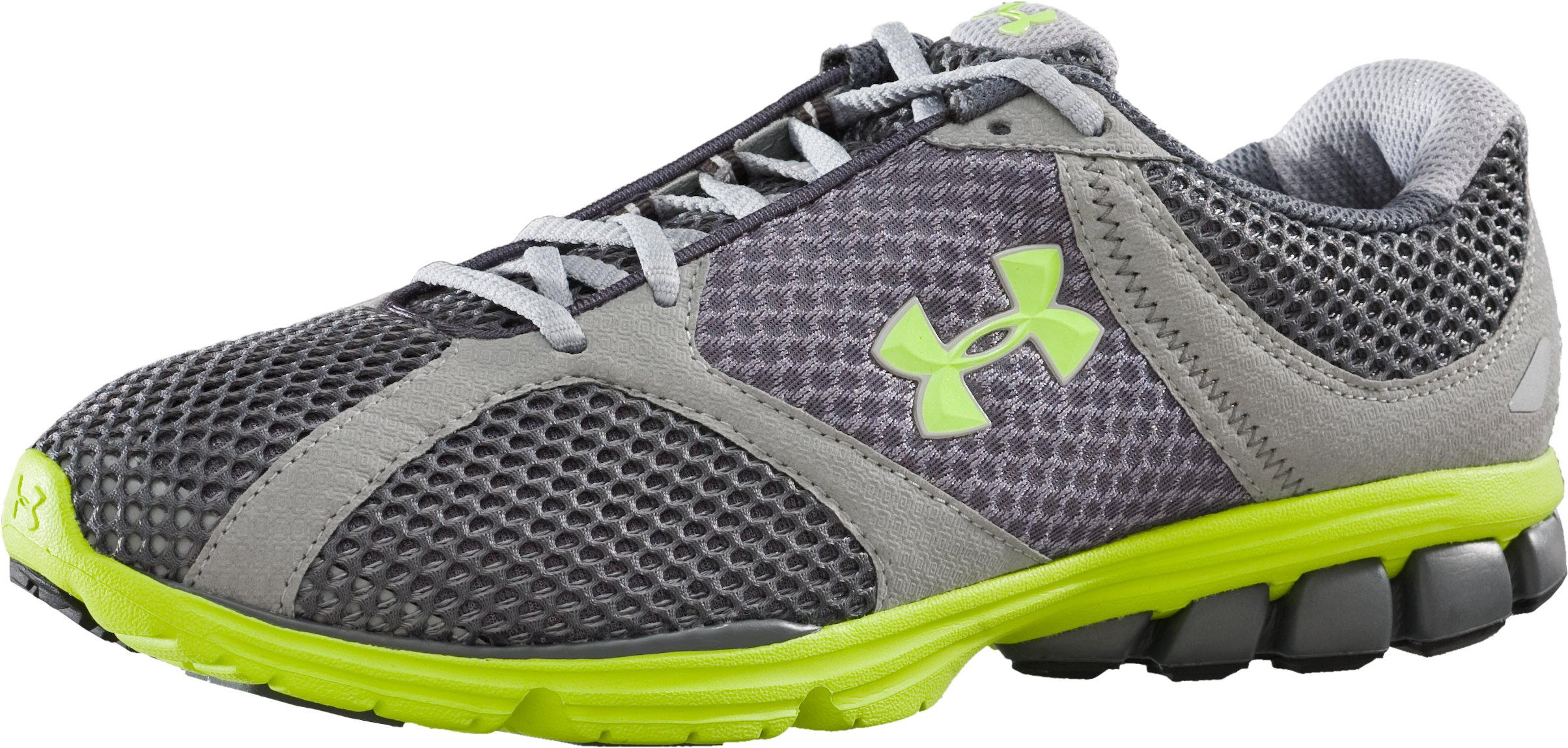 Men's UA Assert Running Shoes, Graphite, zoomed image