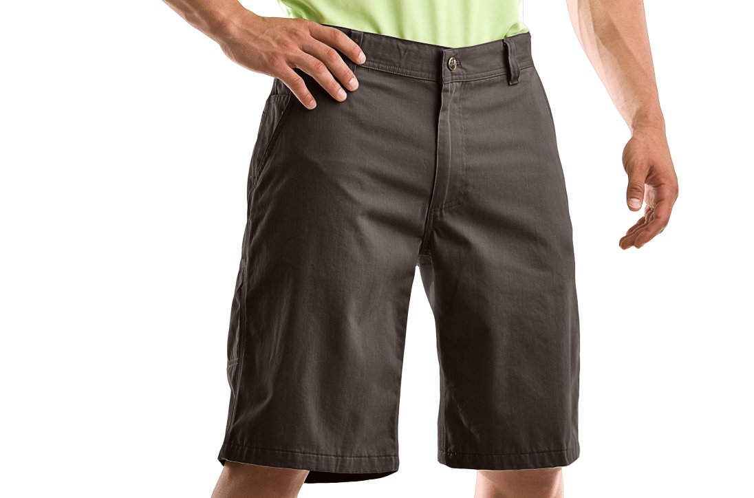 Men's UA Locust Utility Field Shorts, Bureau